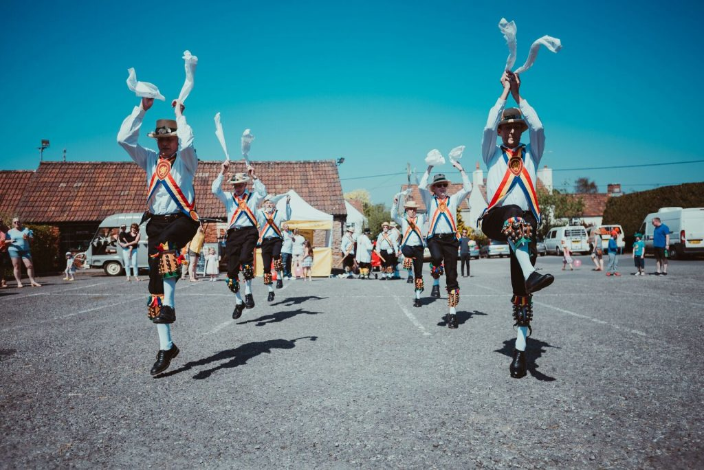 Somerset Morris Dancers