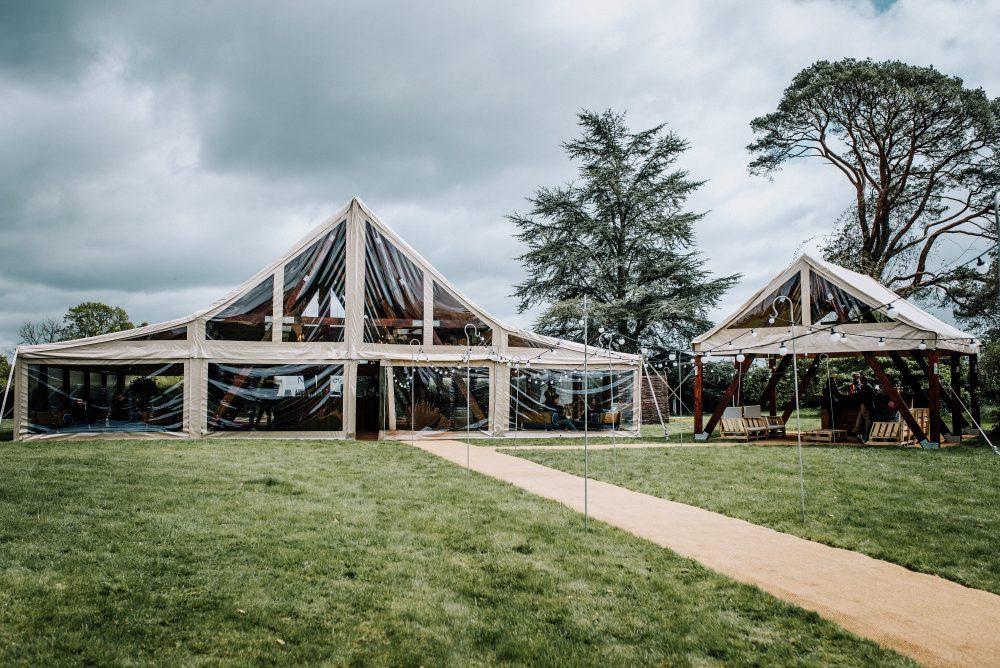 Cruck-Tent