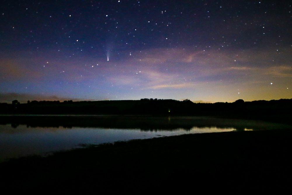 Comet-Neowise-Somerset