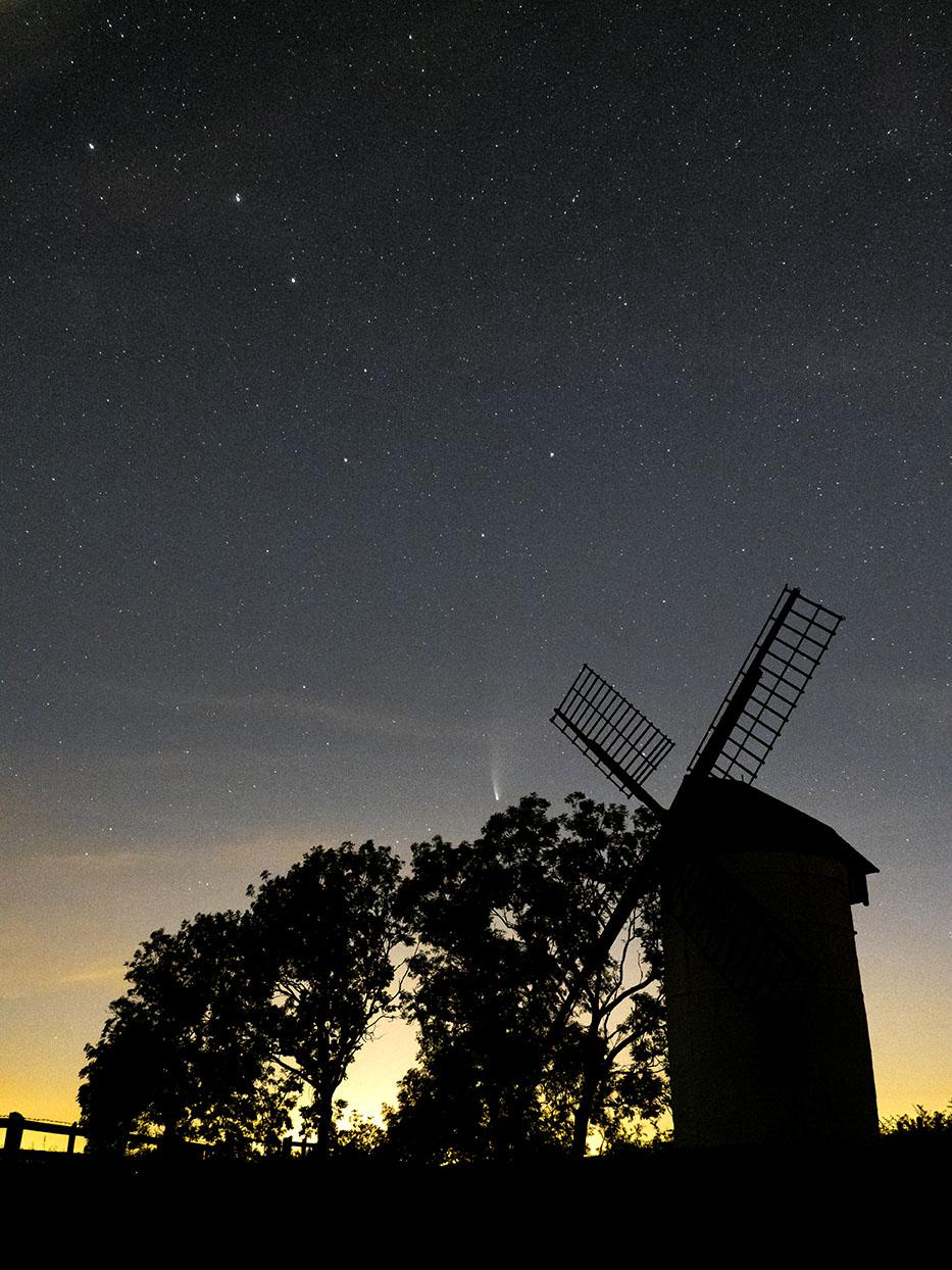 Comet-Neowise-Matt-Holland