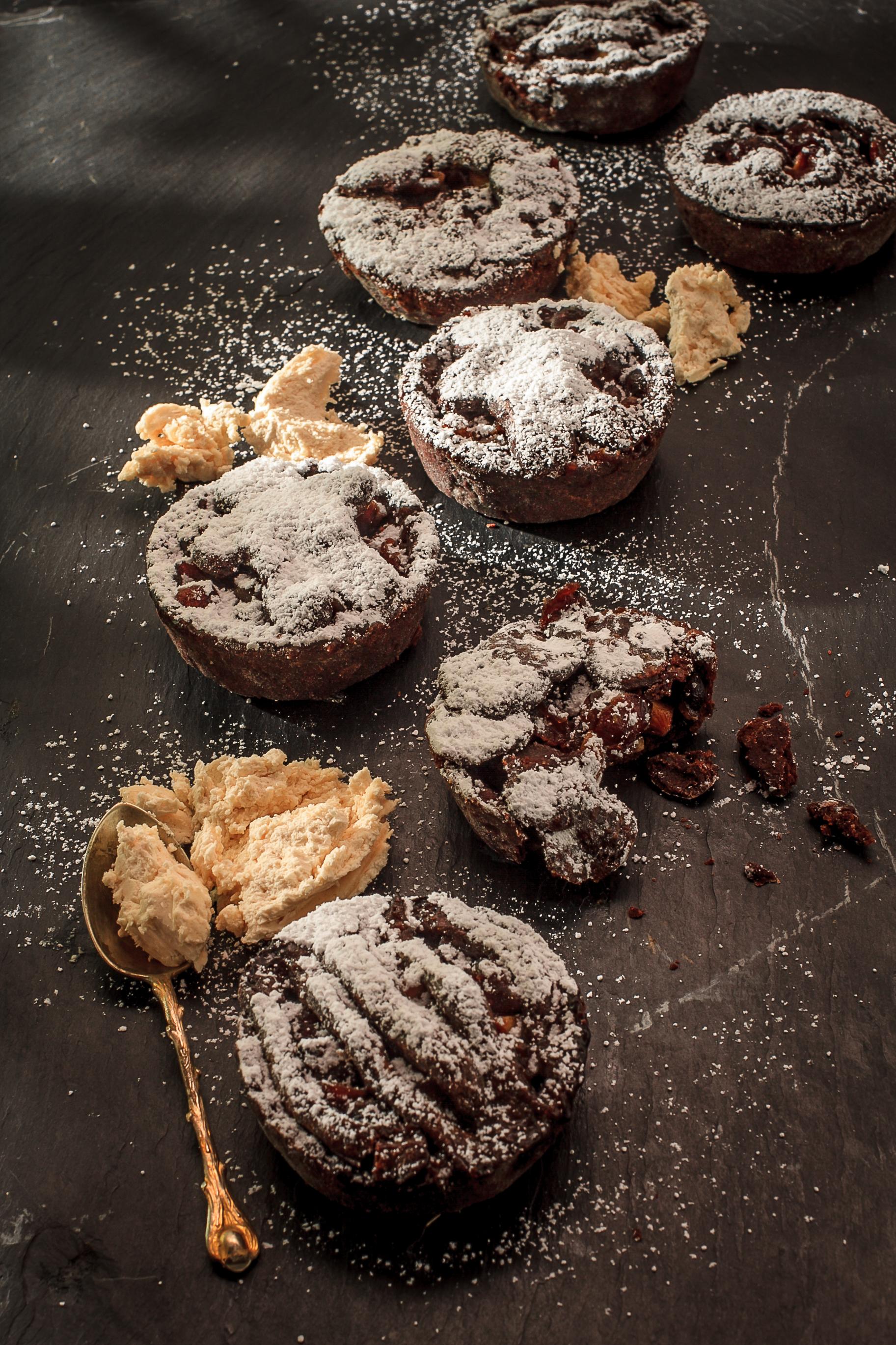 Chocolate-mince-pies