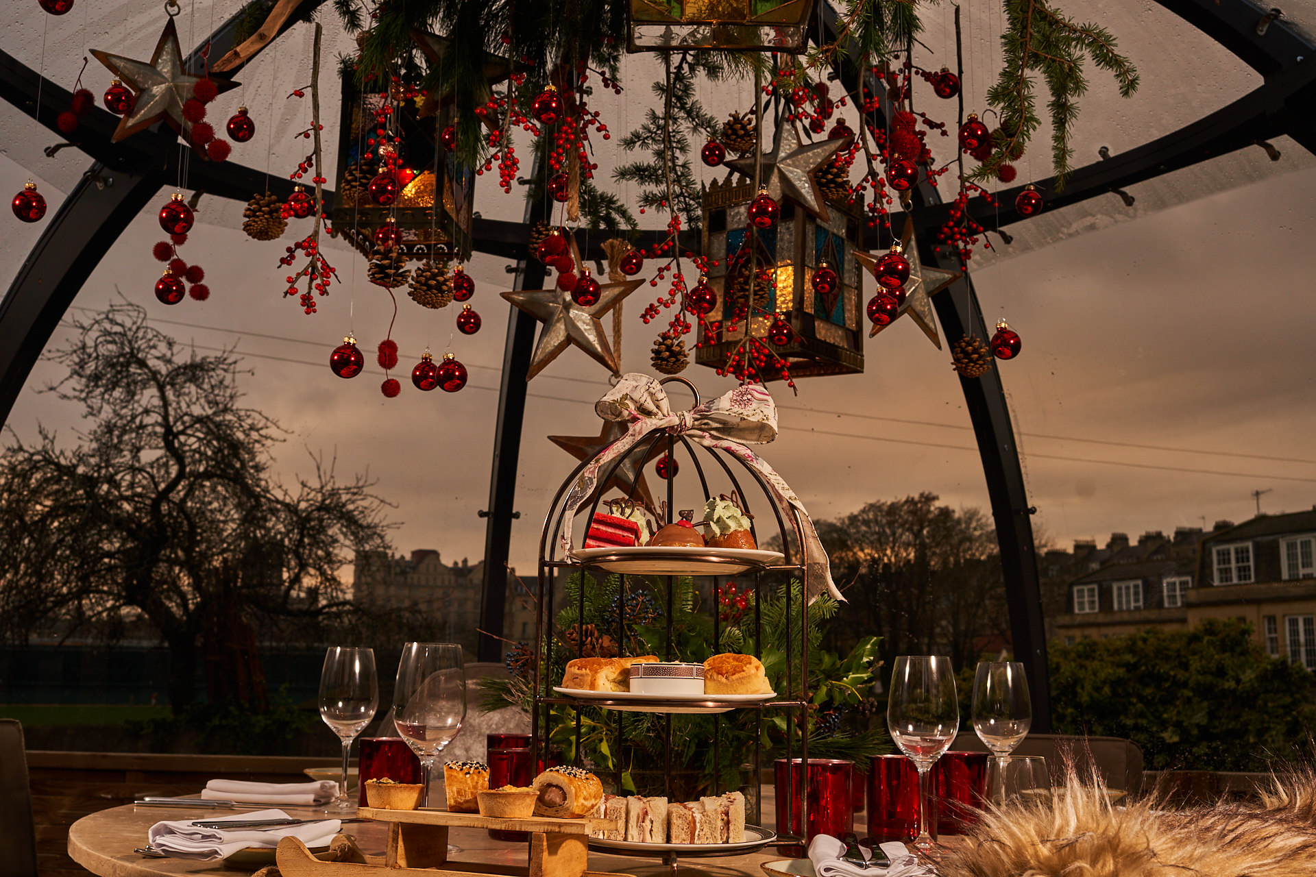 Dining-domes-at-Plate-Bathwick